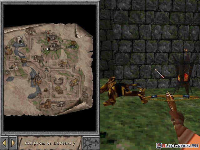 Сайт King's Quest - Игры от Sierra